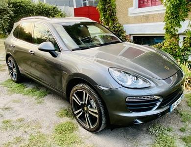 Porsche Cayenne 3.0 S Hybrid à Clermont-Ferrand (Puy-de-Dôme)