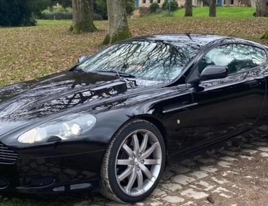 Aston Martin Db9 à Rambouillet (Yvelines)