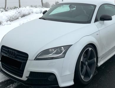 Audi Tt S-line Pack Compétition à Tours (Indre-et-Loire)