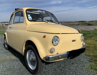 Fiat 110f à La Baule Escoublac (Loire-Atlantique)