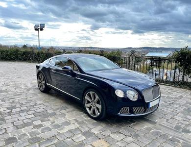 Bentley Continental Gt W12 E85 à Clichy (Hauts-de-Seine)