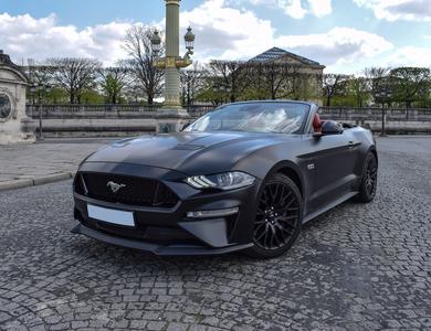 Ford Mustang Gt Cabriolet 6ème Génération à Paris (10ème arr.)
