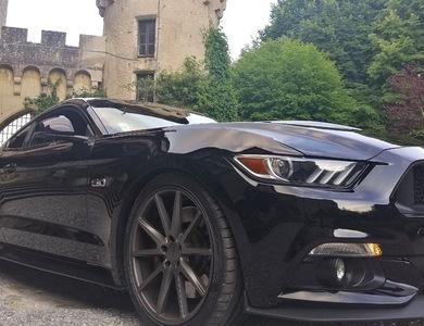 Ford Mustang Gt V8 (6ème Gen.) à Mulhouse (Haut-Rhin)