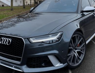 Audi Rs6 Performance à Douvaine (Haute-Savoie)