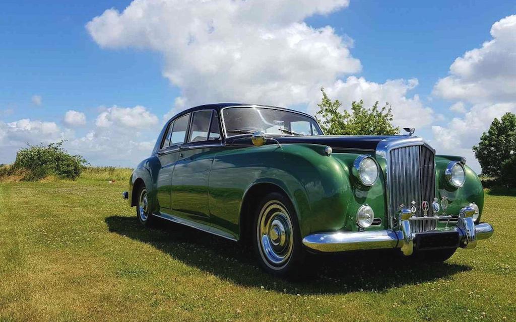 Bentley S2 verte