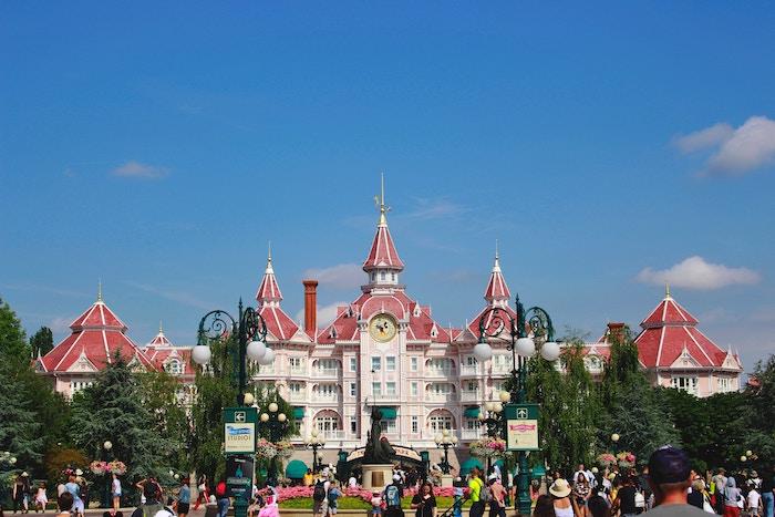 Grand hotel de Disneyland Paris
