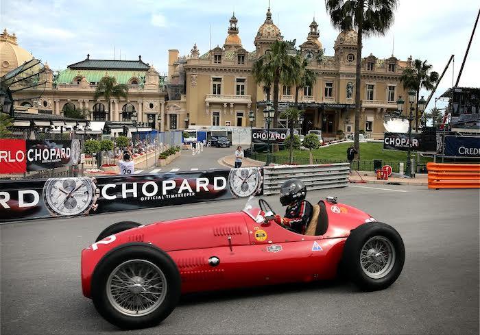 Formule 1 historique au Grand Prix historique de Monaco