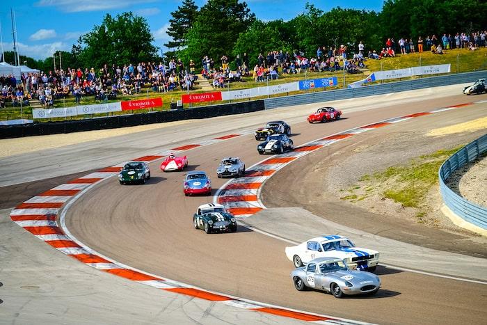 Grand Prix de l'âge d'or au circuit de Dijon-Prenois