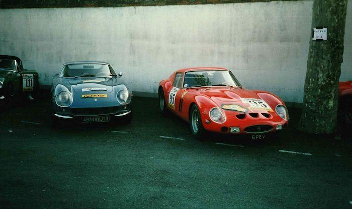 Ferrari 275 GTB & Ferrari 250 GTO
