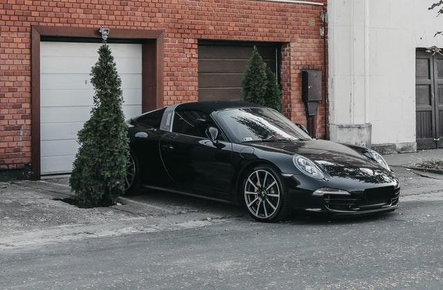 Porsche 911 991 Targa