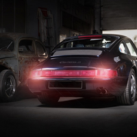 PORSCHE 911 type 964 Carrera 2 1991 à Mouvaux (083)