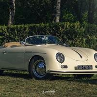 PORSCHE 356 speedster  1964 à Lemberg (733)