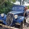 CITROEN Traction 11 Limousine 1956 à Sélestat (332)